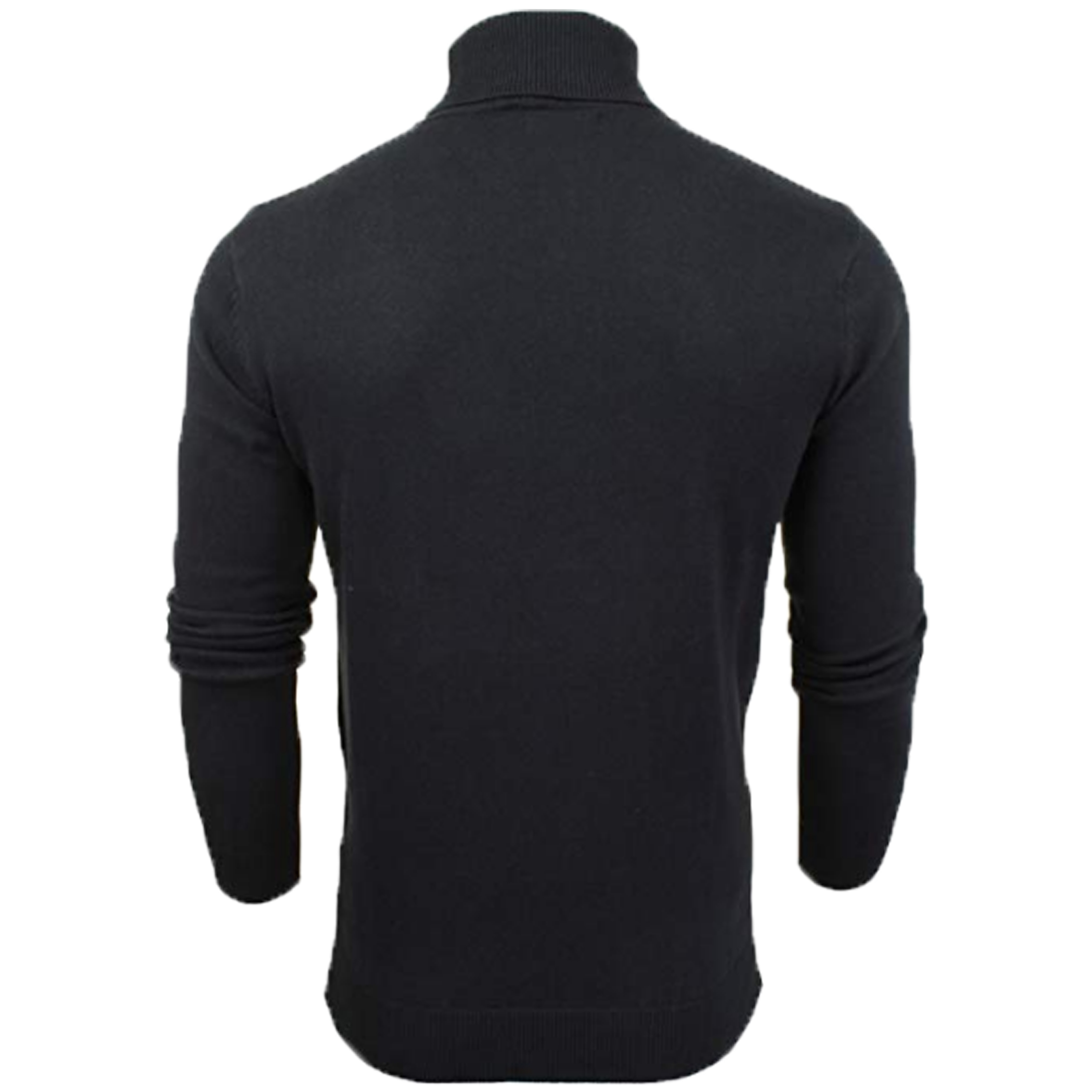 Mens-Brave-Soul-HUME-Roll-Neck-Polo-Light-Cotton-Knitwear-Jumper-Sweater-Winter thumbnail 18