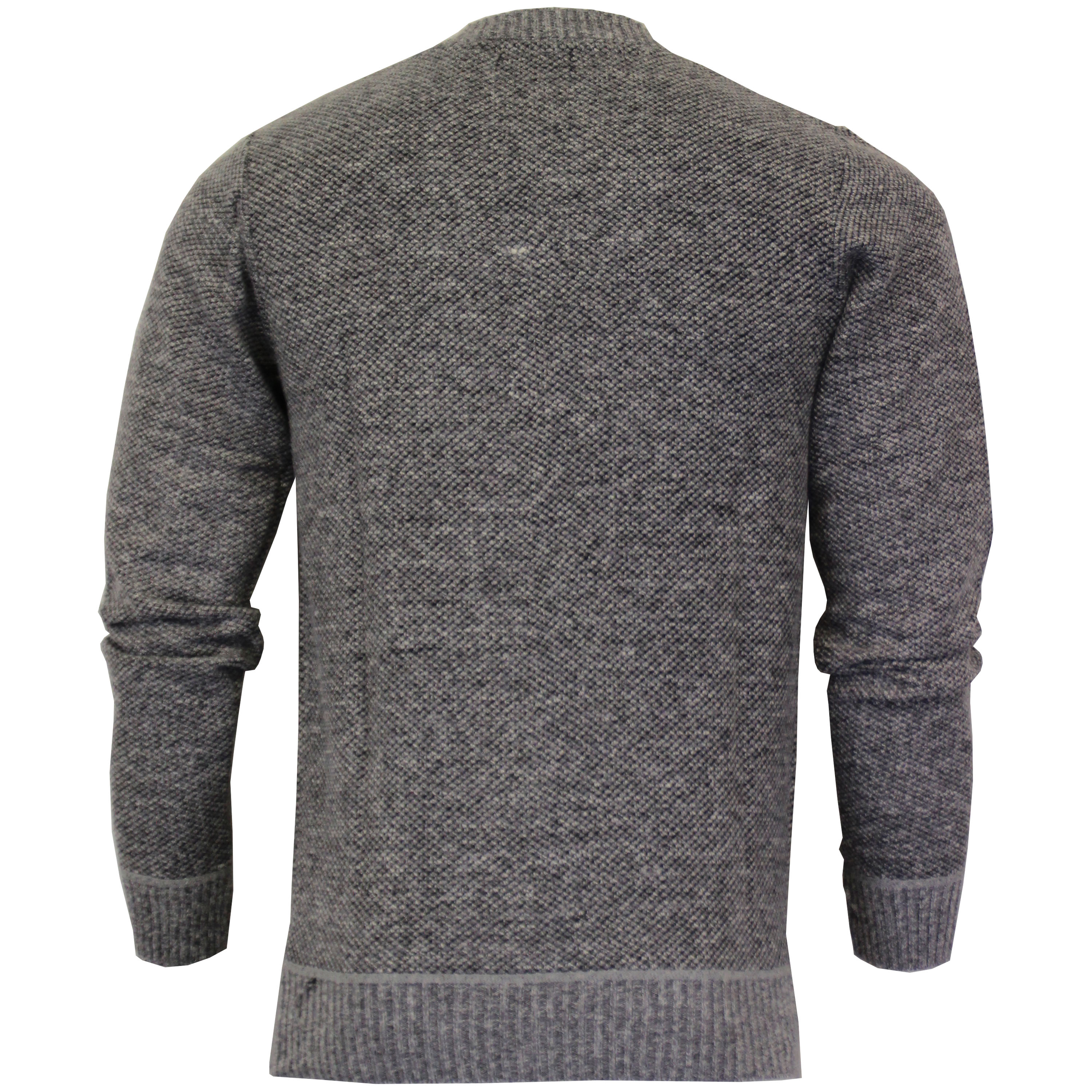 Mens-Jumper-Brave-Soul-Knitted-Sweater-Pullover-GOODWIN-Crew-Neck-Top-Winter-New thumbnail 9