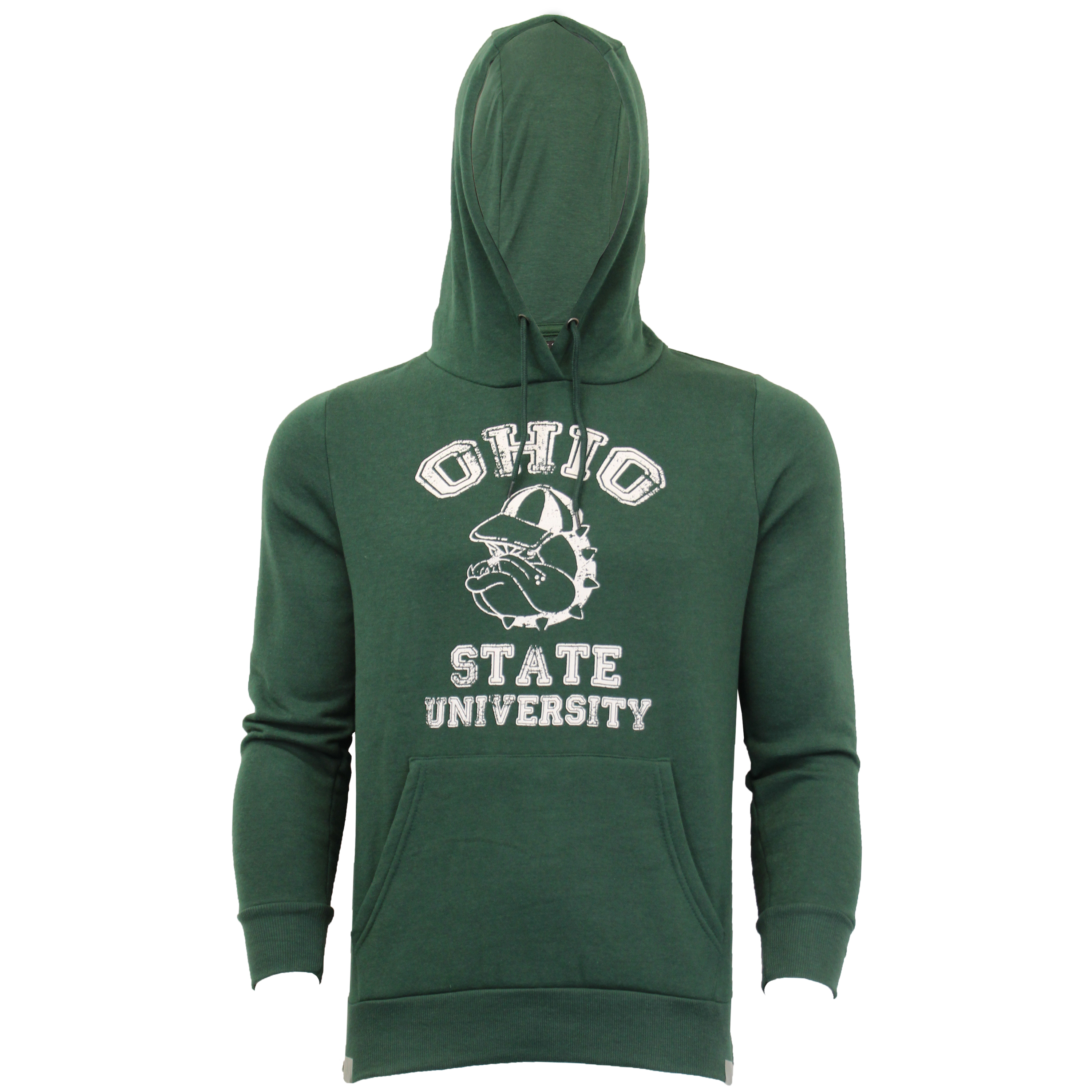 Mens-Sweatshirt-Brave-Soul-Over-The-Head-Hoodie-OHIO-Pullover-Top-CLEVELAND-New thumbnail 3