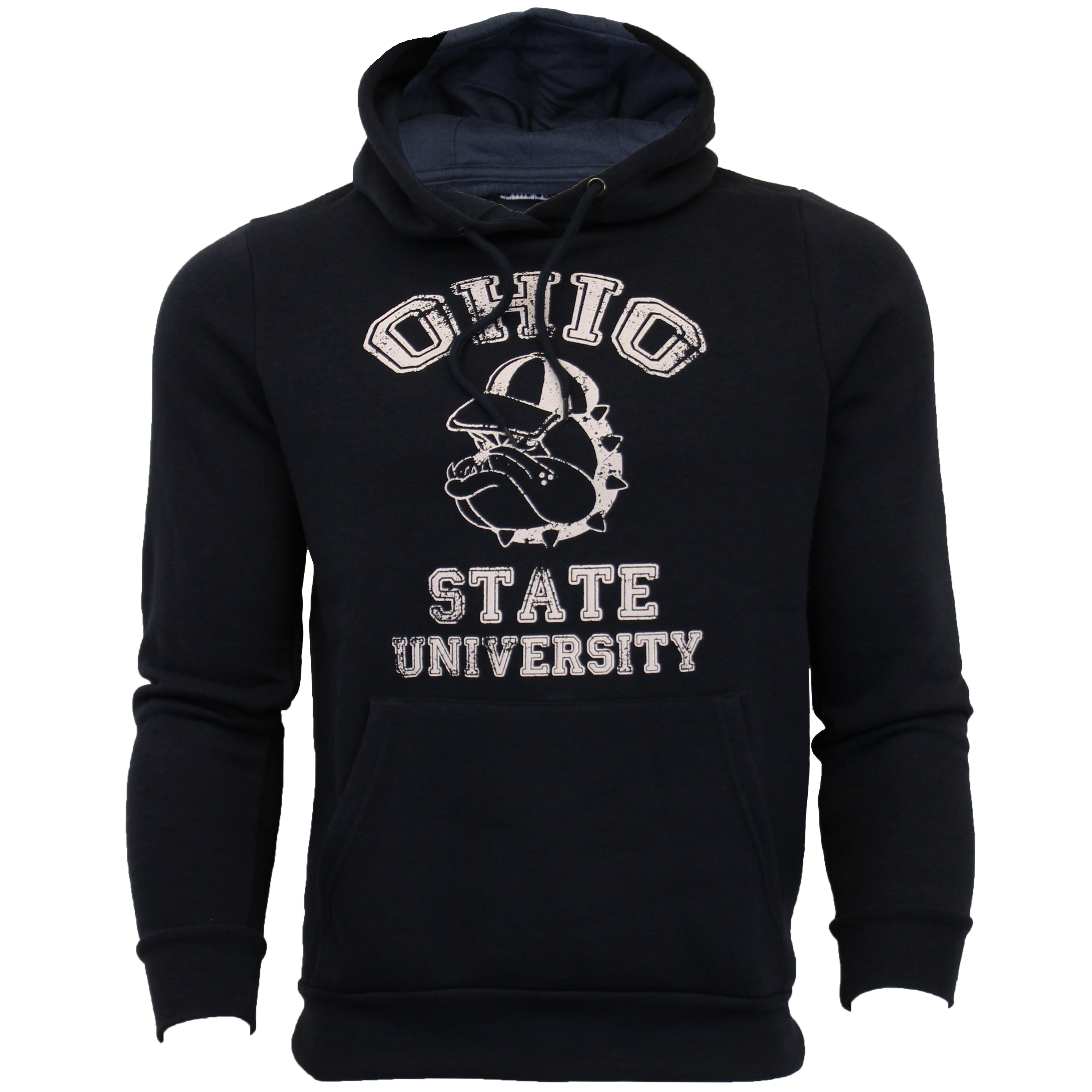 Mens-Sweatshirt-Brave-Soul-Over-The-Head-Hoodie-OHIO-Pullover-Top-CLEVELAND-New thumbnail 9