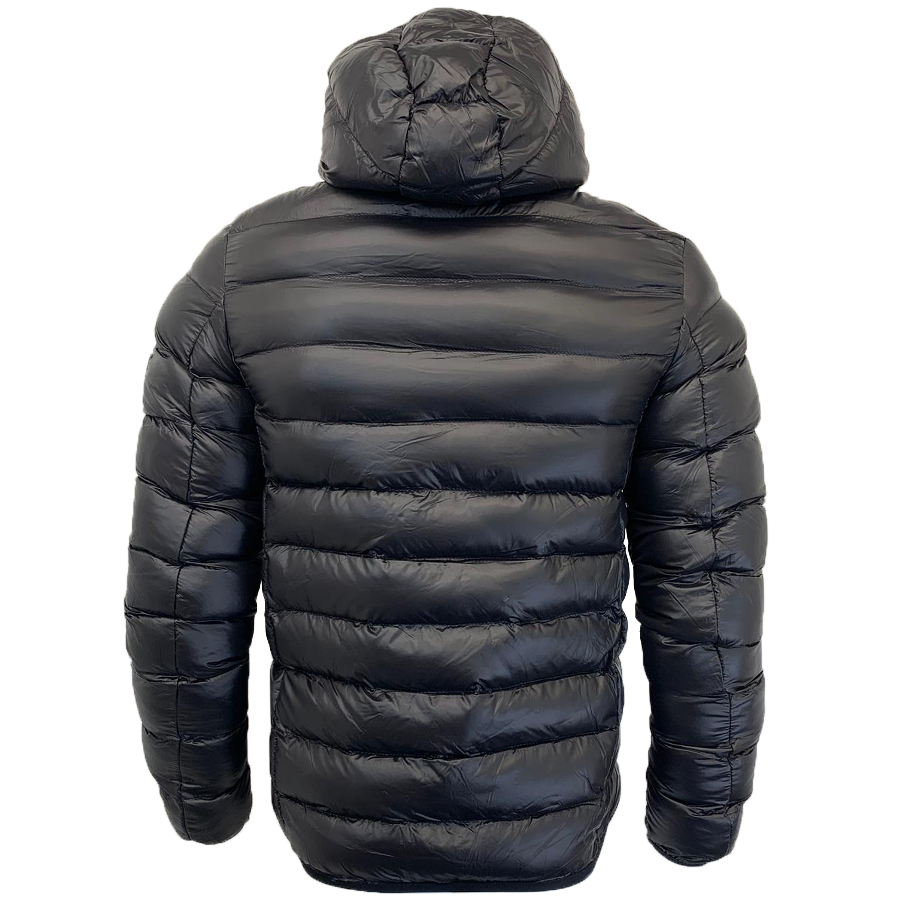 Brave Soul Mens Padded Puffer Camo Jacket Windproof Warm New Winter Bomber Coat