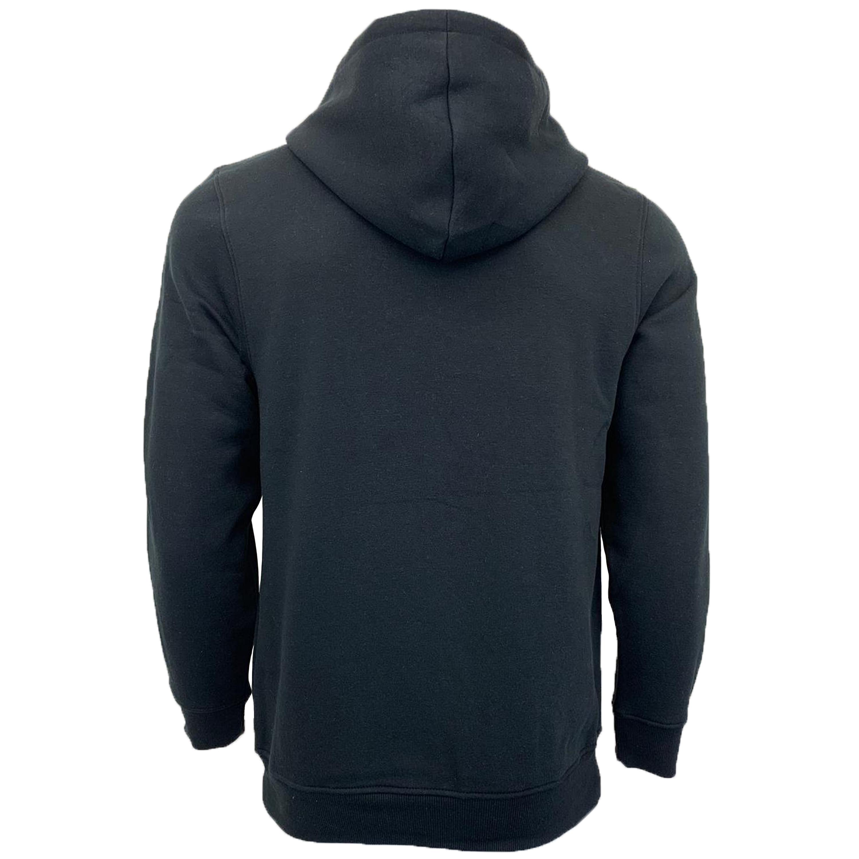 Mens-Sweatshirt-Over-The-Head-Hoodie-Top-Pullover-Zip-Fleece-Fashion-Winter-New thumbnail 8
