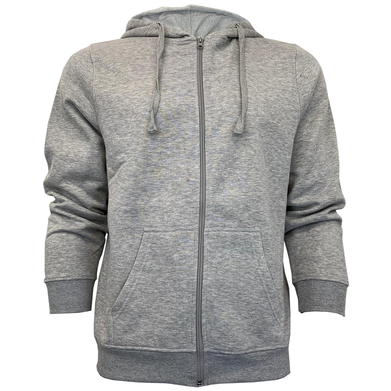 Mens-Sweatshirt-Over-The-Head-Hoodie-Top-Pullover-Zip-Fleece-Fashion-Winter-New thumbnail 21