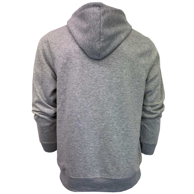 Mens-Sweatshirt-Over-The-Head-Hoodie-Top-Pullover-Zip-Fleece-Fashion-Winter-New thumbnail 23