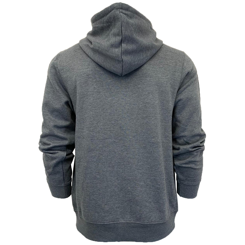 Mens-Sweatshirt-Over-The-Head-Hoodie-Top-Pullover-Zip-Fleece-Fashion-Winter-New thumbnail 15