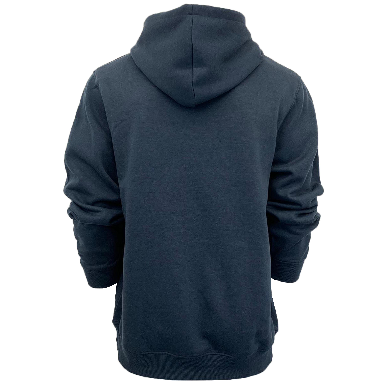 Mens-Sweatshirt-Over-The-Head-Hoodie-Top-Pullover-Zip-Fleece-Fashion-Winter-New thumbnail 27