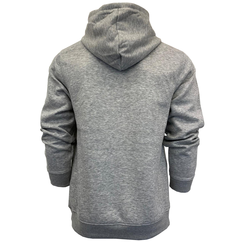 Mens-Sweatshirt-Over-The-Head-Hoodie-Top-Pullover-Zip-Fleece-Fashion-Winter-New thumbnail 19