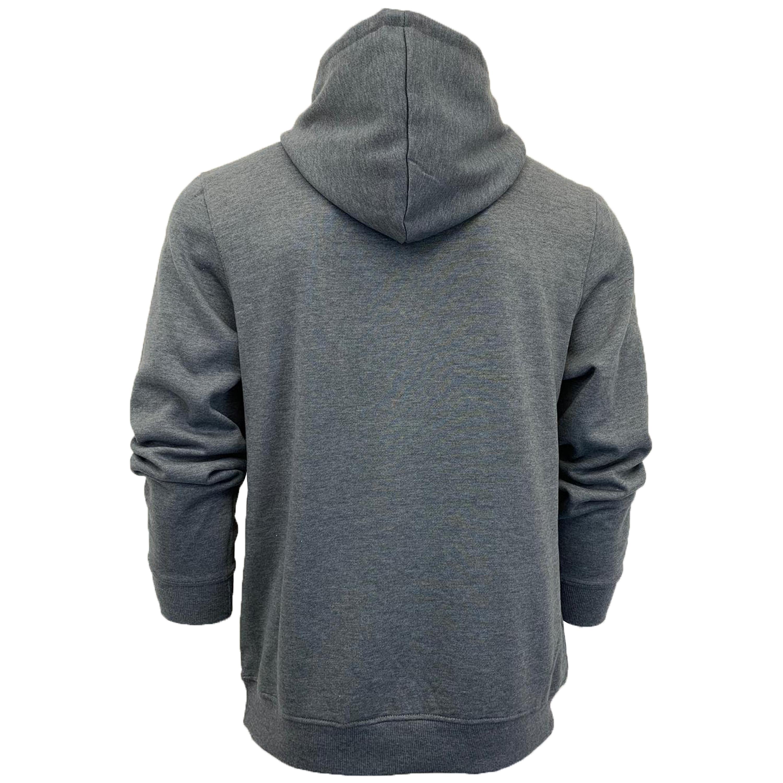 Mens-Sweatshirt-Over-The-Head-Hoodie-Top-Pullover-Zip-Fleece-Fashion-Winter-New thumbnail 11