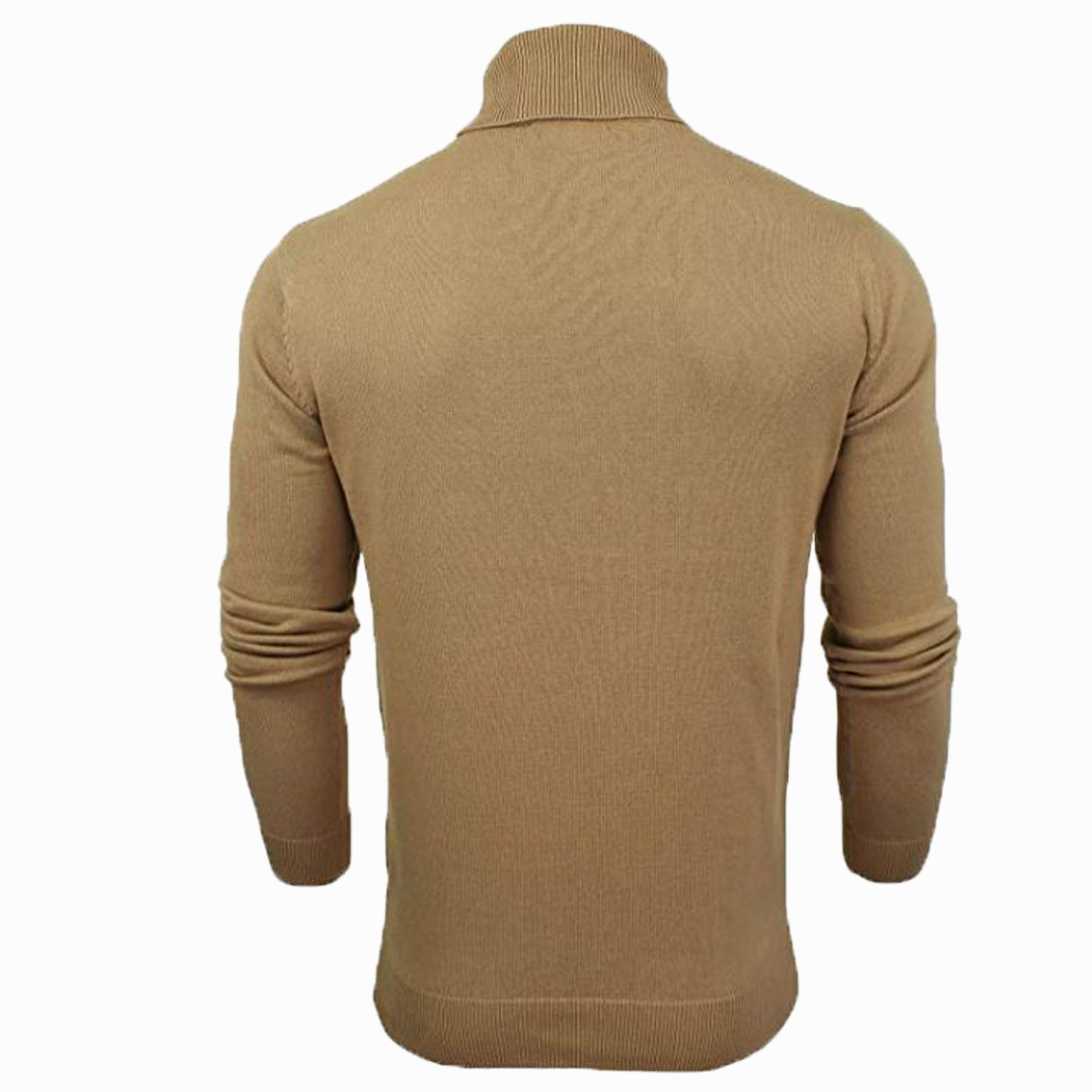 Mens-Brave-Soul-HUME-Roll-Neck-Polo-Light-Cotton-Knitwear-Jumper-Sweater-Winter thumbnail 27