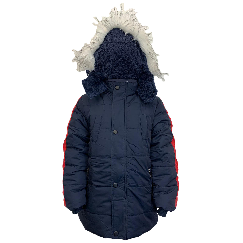 Cappotto-Parka-Ragazzi-Bambini-Scuola-Imbottito-BUBBLE-trapuntato-con-cappuccio-nuova-moda miniatura 8