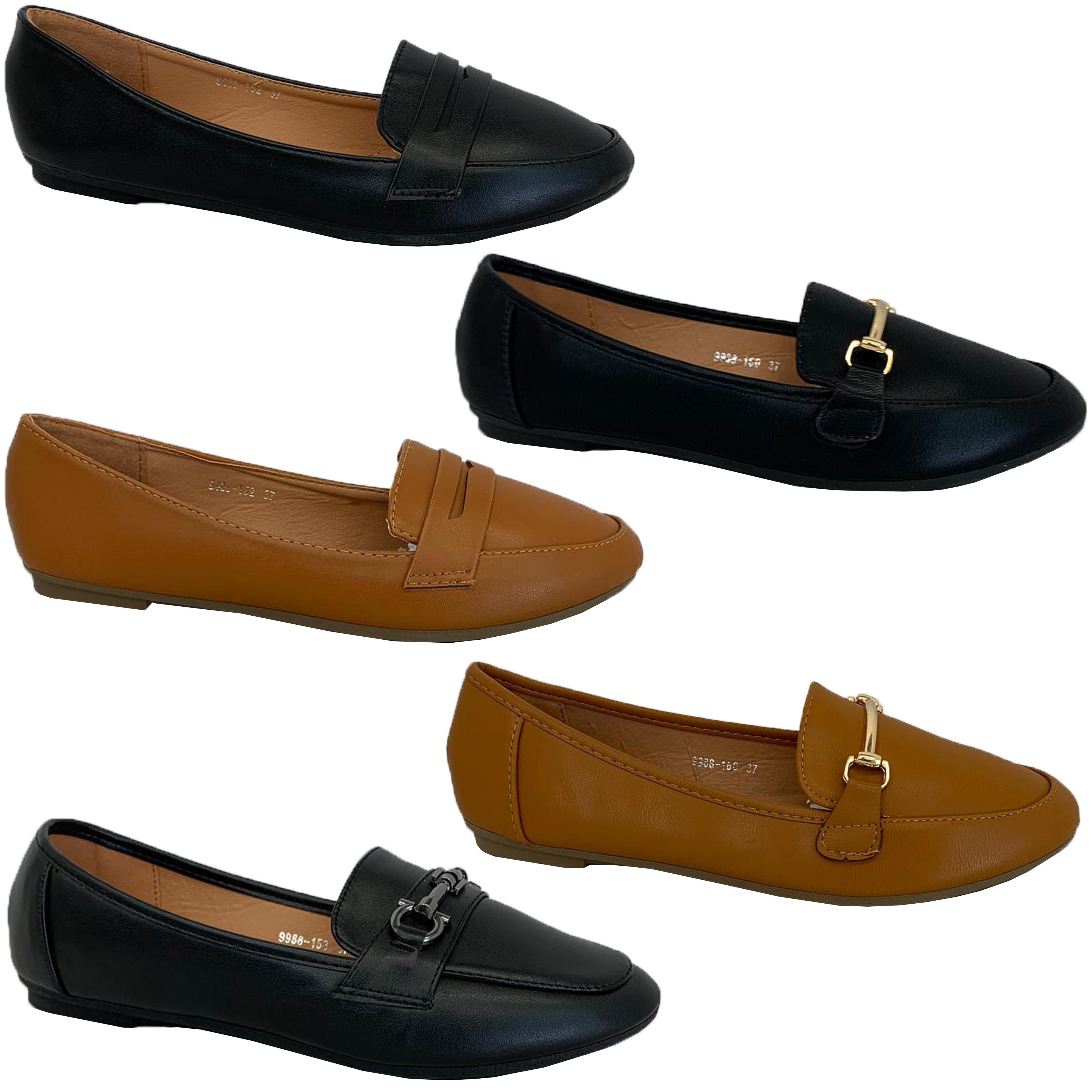 Homme design italien en cuir look strass à enfiler chaussures crème neuf