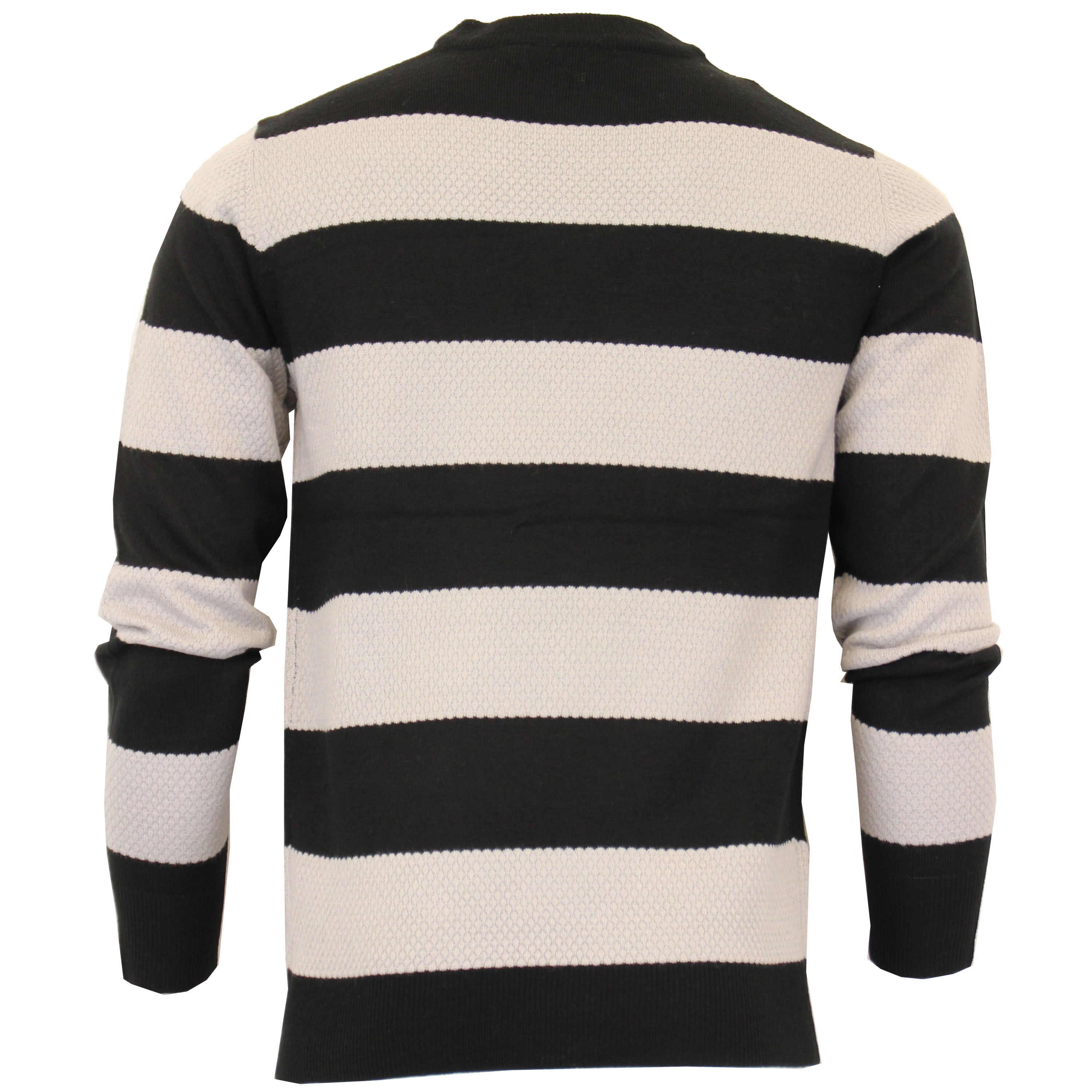 Mens-Jumper-Brave-Soul-Knitted-Sweater-Pullover-GOODWIN-Crew-Neck-Top-Winter-New thumbnail 3