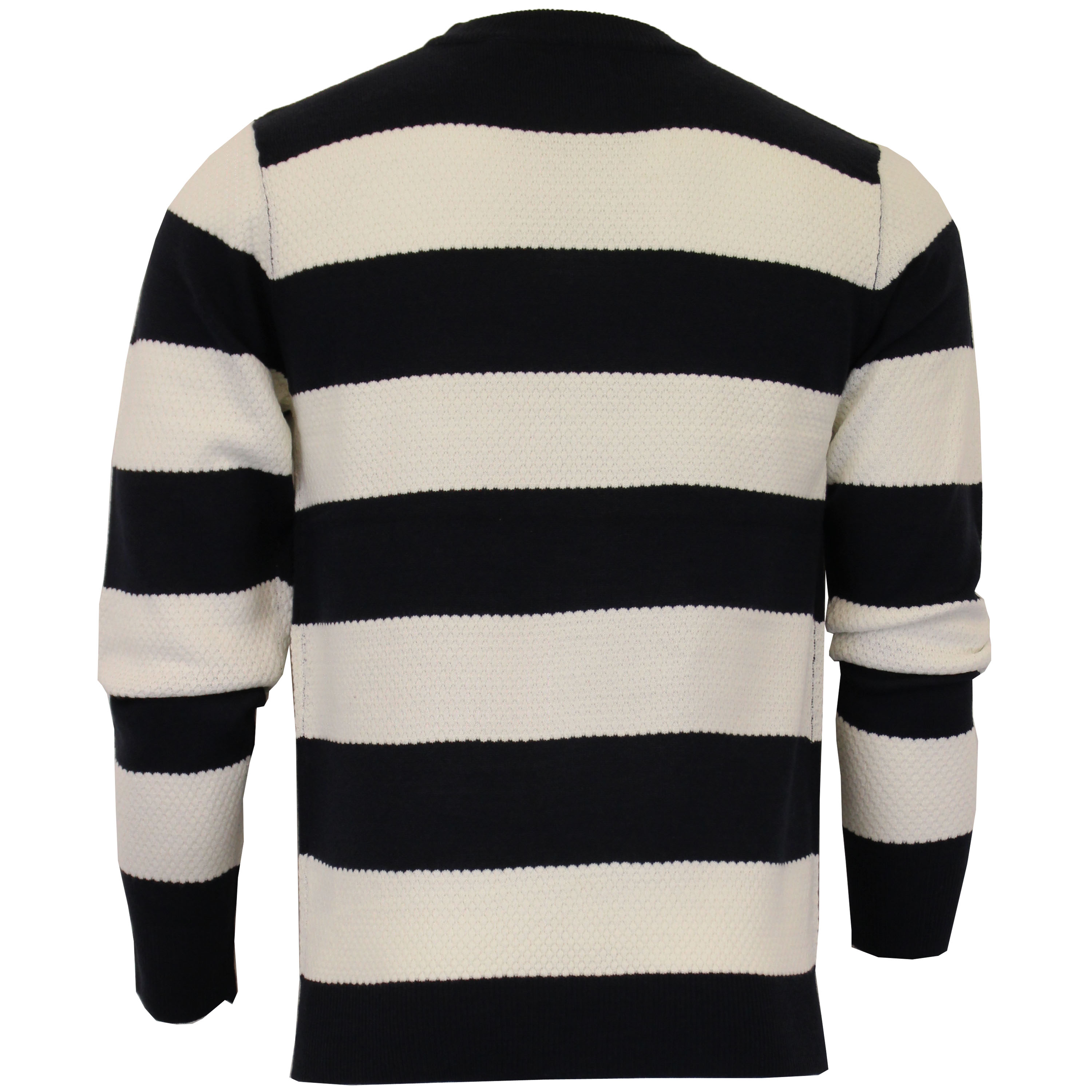 Mens-Jumper-Brave-Soul-Knitted-Sweater-Pullover-GOODWIN-Crew-Neck-Top-Winter-New thumbnail 18