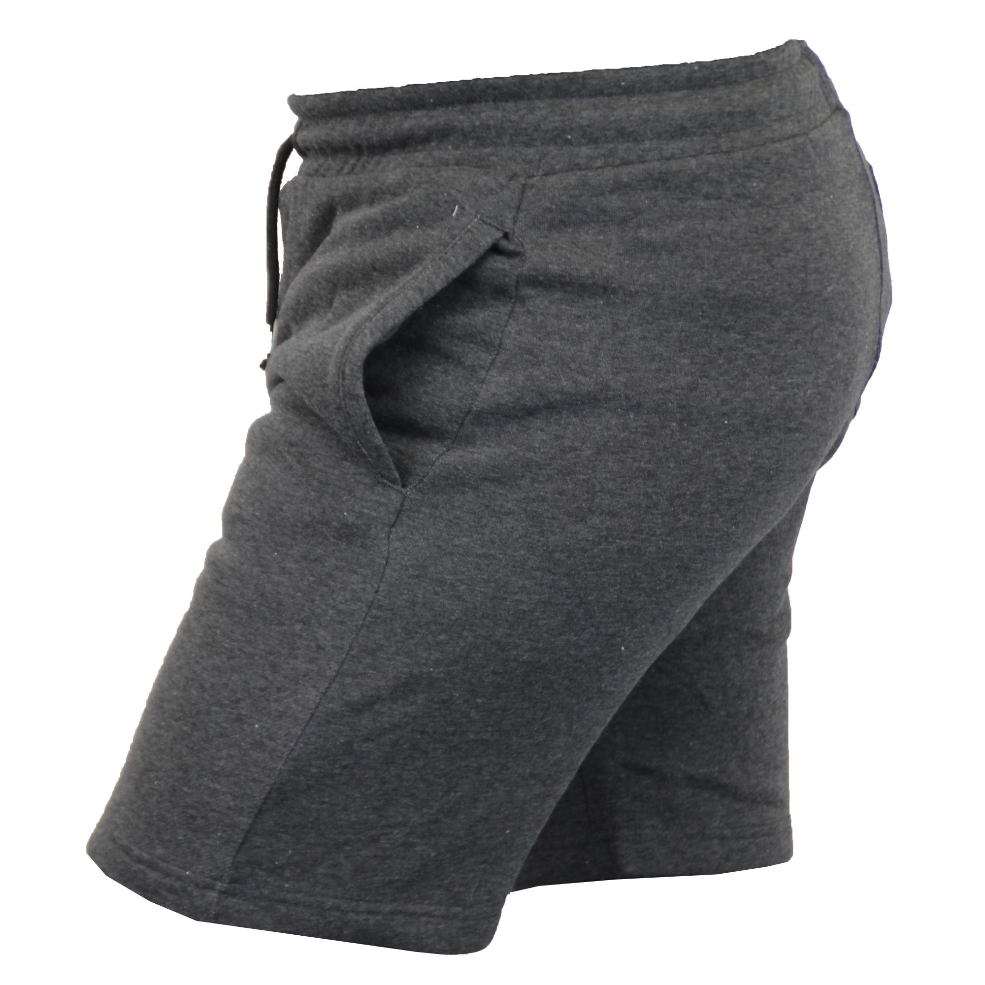 Mens-Jogger-Shorts-Tarley-by-Brave-Soul-Knee-Length-Casual-Fleece-Lined-Summer thumbnail 6