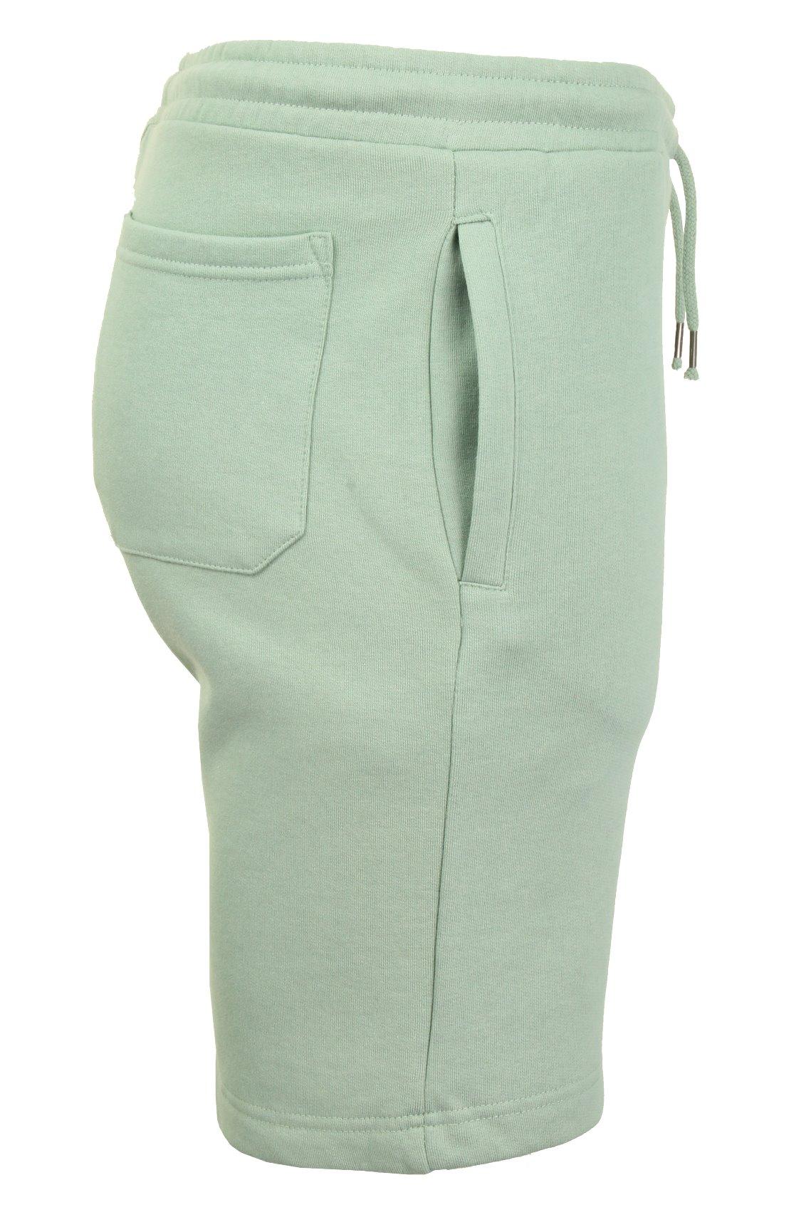Mens-Jogger-Shorts-Tarley-by-Brave-Soul-Knee-Length-Casual-Fleece-Lined-Summer thumbnail 14