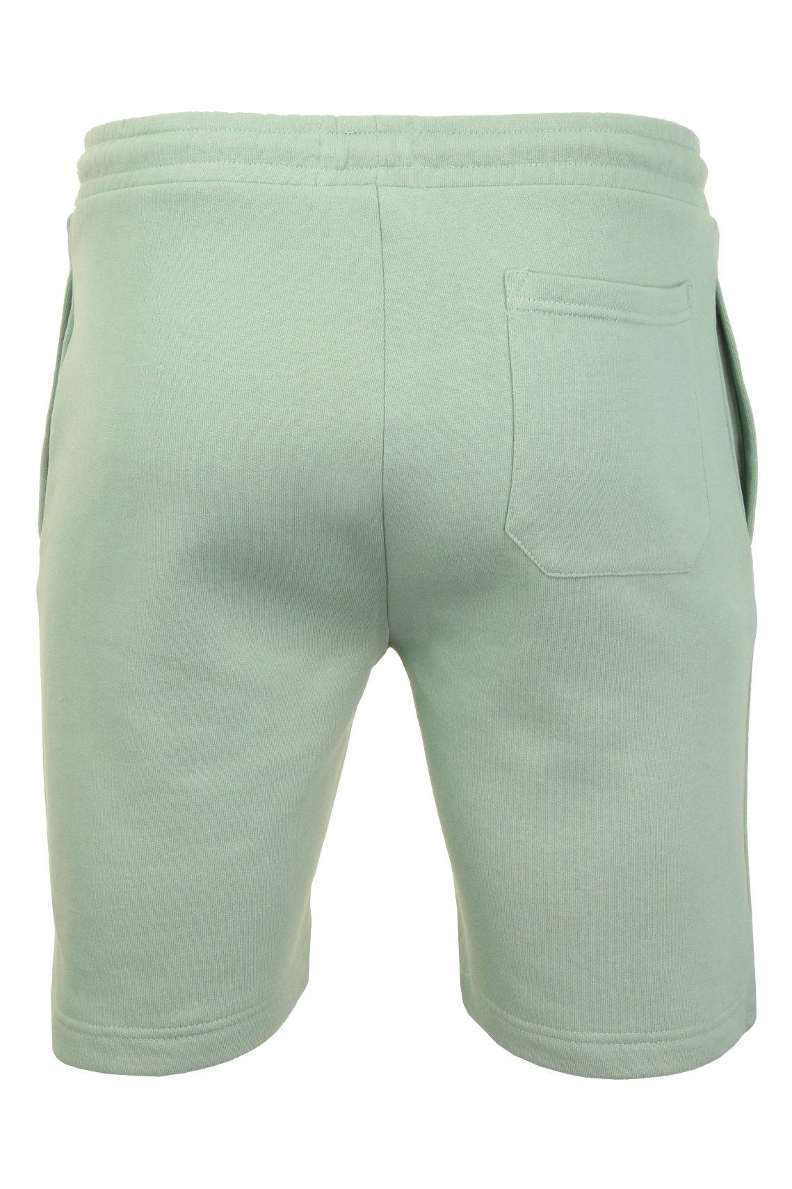 Mens-Jogger-Shorts-Tarley-by-Brave-Soul-Knee-Length-Casual-Fleece-Lined-Summer thumbnail 15