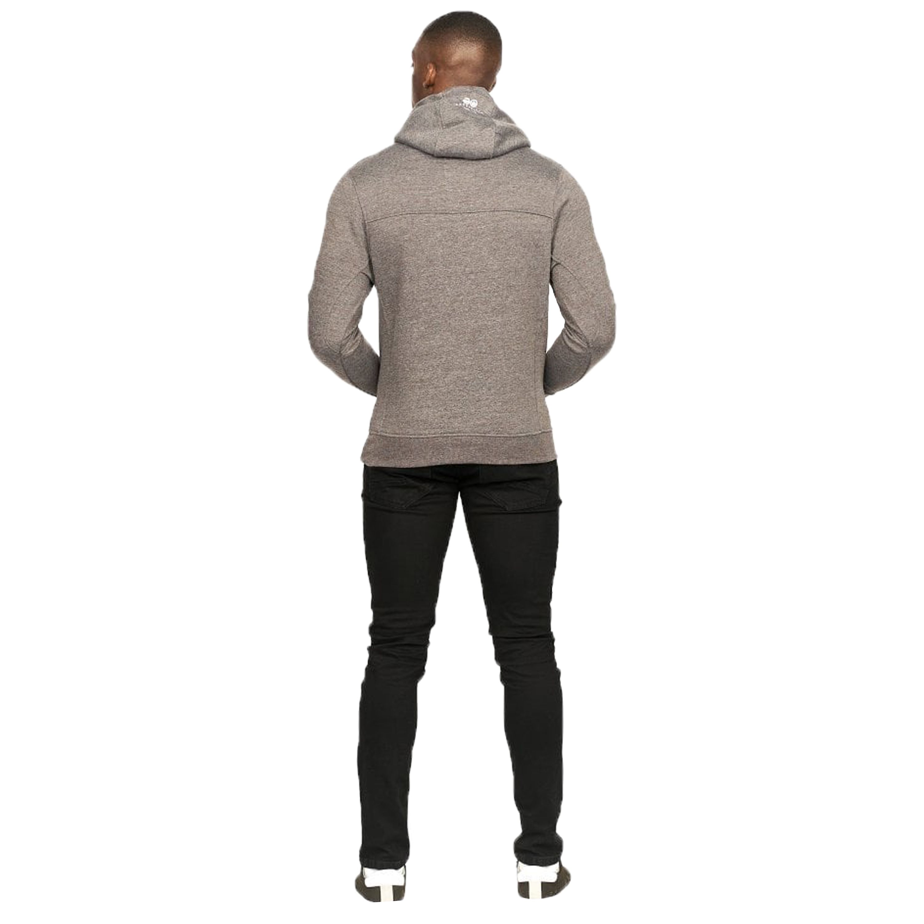 Mens-Sweatshirt-By-Crosshatch-Over-The-Head-Hoodie-Printed-Pullover-Cotton-Top thumbnail 12