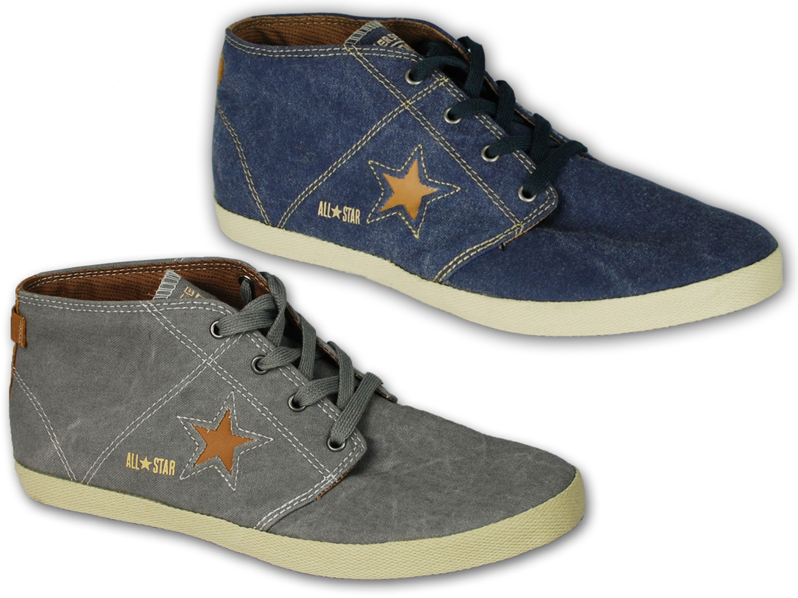 Uomo Pumps Converse Top Canvas All Star Hi Top Converse Trainers Schuhes Lace Up Casual New 3c3afa