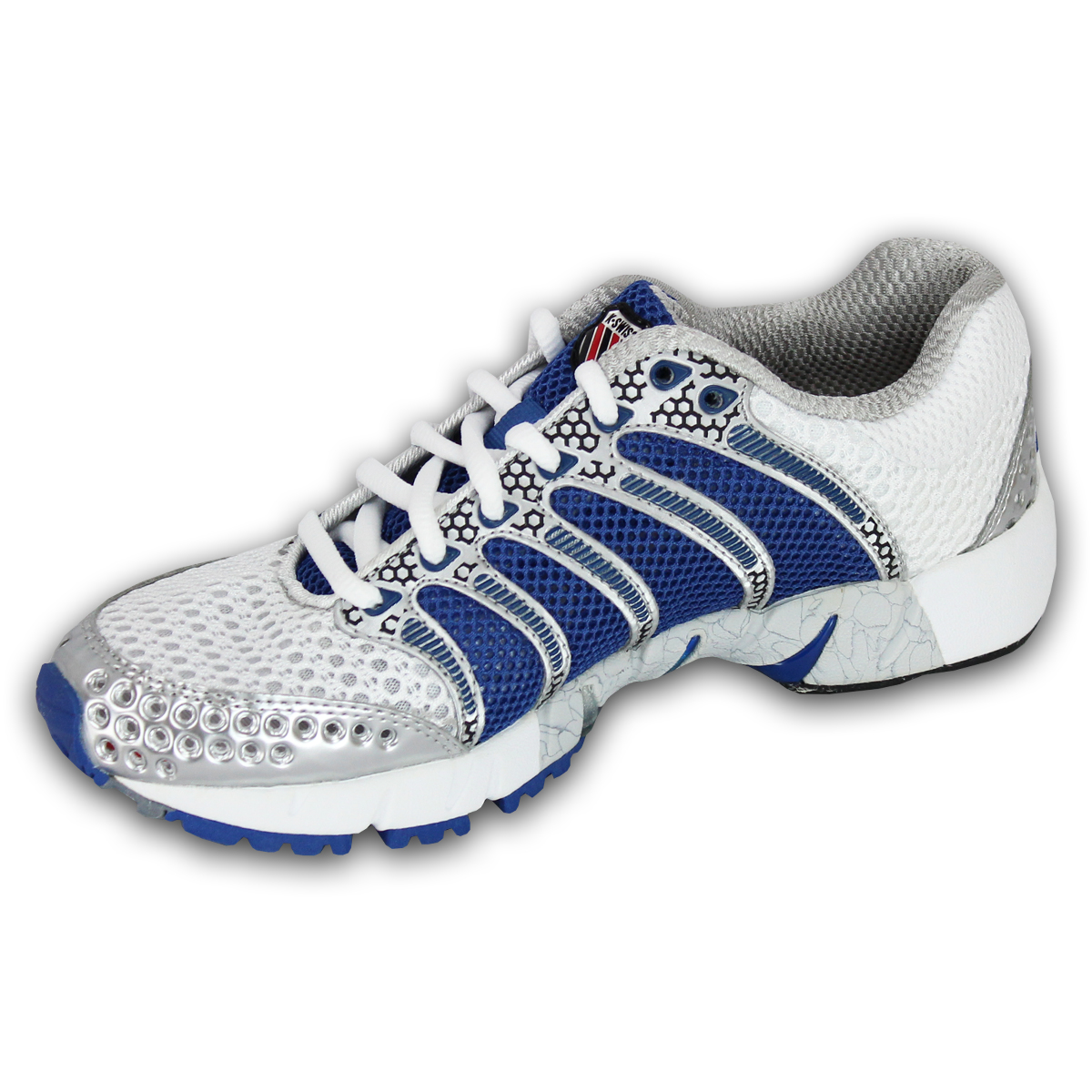 Ladies Trainers Womens K Swiss Shoes Running 92243163 Designer Lace Up Jogging