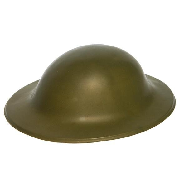 Army Helmet for Soldier WWII Fancy Dress Accessory