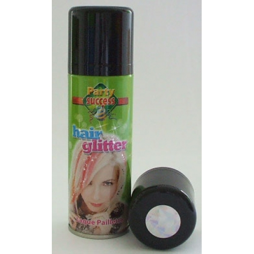 SILVER HAIRSPRAY MAKEUP 125ml GLITTER SFX for SFX Cosmetics