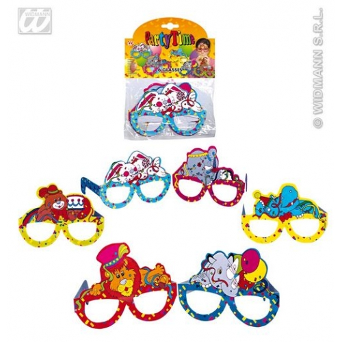 LITTLE ANIMAL GLASSES Accessory for Creature Nature Zoo Farm Fancy Dress