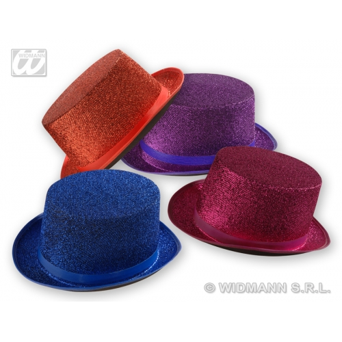 FELT LAME Victorian TOPPERS 1 of 4 colours Hat Accessory for 18th Century Dickensian Edwardian Fancy Dress