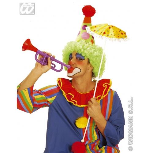 CLOWN TRUMPET NOISY Favour for Circus FunFair Parade Party Favor