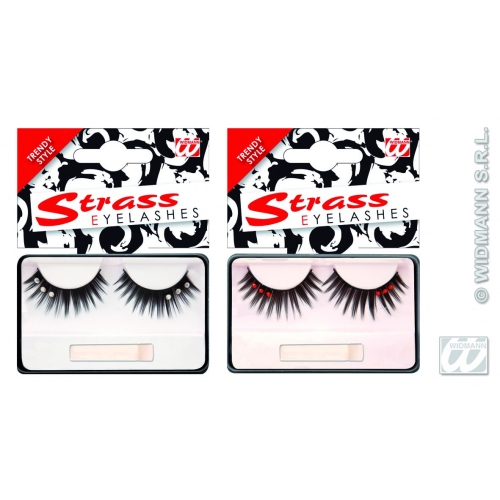 STRASS EYELASHES BLACK SFX for Cosmetics