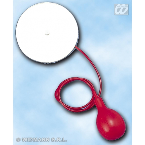 GIANT SQUIRT SURGEON MIRROR Accessory for Doctor Hospital E.R. Medic Fancy Dress