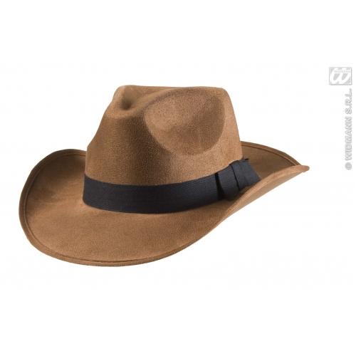 ADVENTURER HAT Accessory for Explorer Indiana Fancy Dress