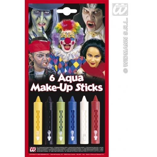 4004P AQUA MAKEUP STICKS W/DISPENSER SFX for SFX Cosmetics