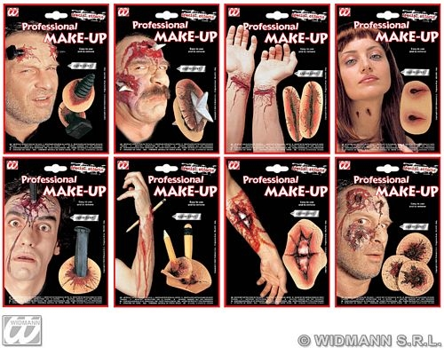 SPECIAL EFFECTS W/ADHESIVE SFX for Cosmetics