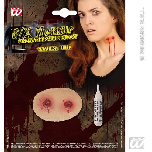 SFX VAMPIRE BITES SFX for Dracula Vamp Halloween Cosmetics