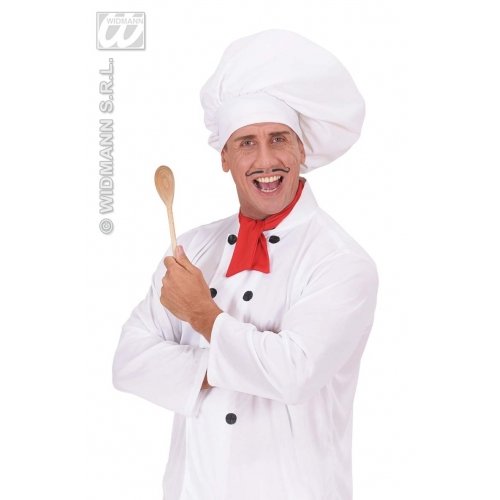 MAXI CHEF/COOK HAT Accessory for Fancy Dress