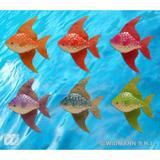 M MEDIUM FISH 13X16cm 1 of 6 colours Costume for Sea Nautical Marine Water Animal Creature Fancy Dress Outfit Medium