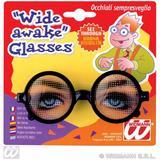 WIDE AWAKE GLASSES Novelty for Novelty Gag Trick Toy