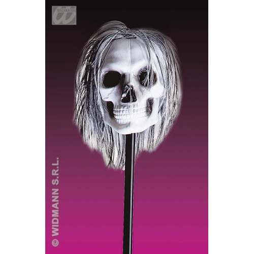 VOODOO STICK 120cm Accessory for Jungle Black Magic Fancy Dress