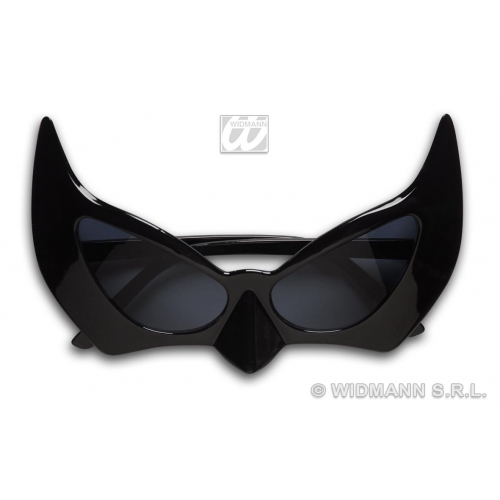 BAT GLASSES Accessory for Vampire Dracula Fancy Dress