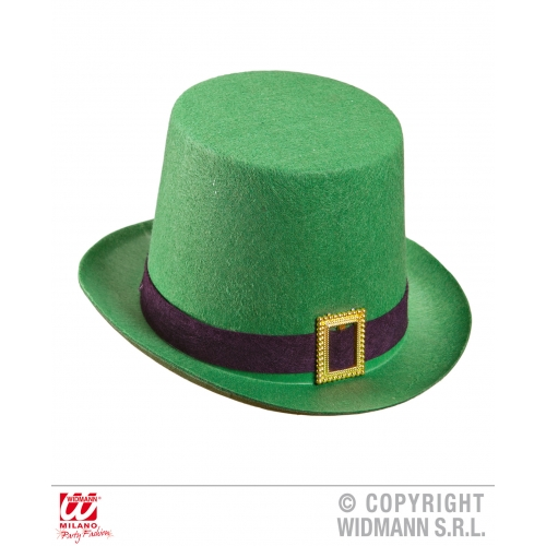 Felt ST. PATRICK'S TOP HAT for Irish Ireland St Paddy's Party