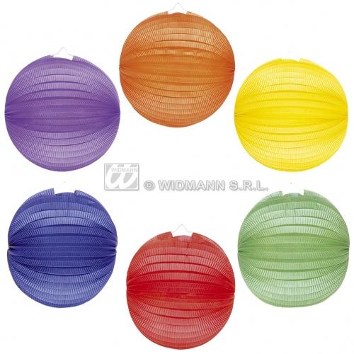 PAPER BALLS UNICOLOUR DIAM Gift for Novelty Toy