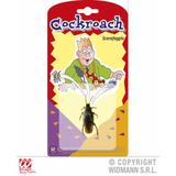 FAKE COCKROACH BUG PROP Accessory for Insect Animal Creature Fancy Dress