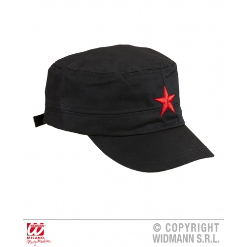 RED STAR CAP Hat Accessory for Christmas Nativity Space Fancy Dress