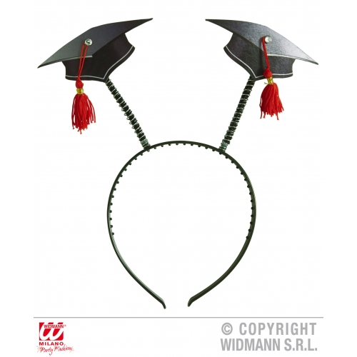 GRADUATION HEAD BOPPERS for Graduate Grad Prom Party