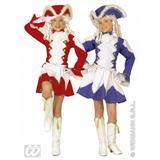 Girls MAJORETTE Costume for Dance Troup Batton Twirler Fancy Dress Outfit