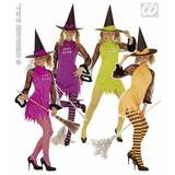 Ladies SPICY WITCH Costume for Halloween Oz Eastwick Fancy Dress Outfit