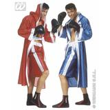 Mens BOXER Costume for Boxing Fighter Wrestler Sport Fancy Dress Outfit