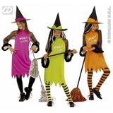 Girls MAGIC Costume for Halloween Oz Eastwick Fancy Dress Outfit