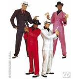 Mens GOODFELLA Costume for Gangster 20s 30s Mob Al Fancy Dress Outfit