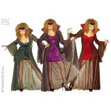 Ladies MYSTIC MISTRESS Costume for Sexy Adult Role Play Fancy Dress Outfit